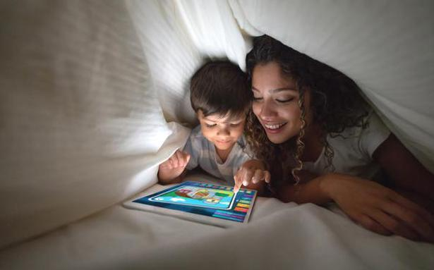 84 per cent parents concerned about children's increased screen time amid lockdown: OLX India survey - The Hindu BusinessLine