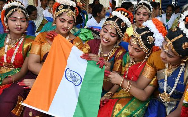 Our pride in India is a powerful force - The Hindu BusinessLine