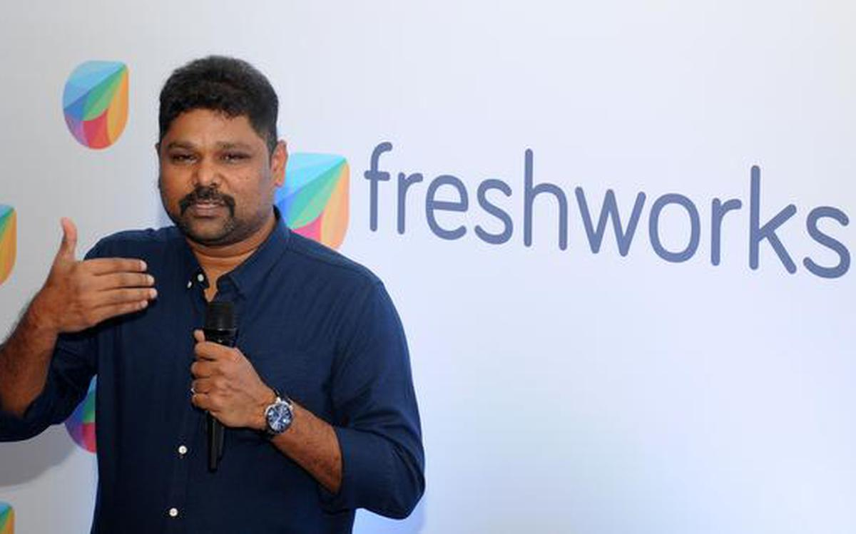 Freshworks files papers for $20 m IPO in US   The Hindu BusinessLine