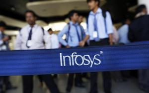 Infosys' 1.5-2 per cent involuntary attrition rate is par for the course: Salil Parekh