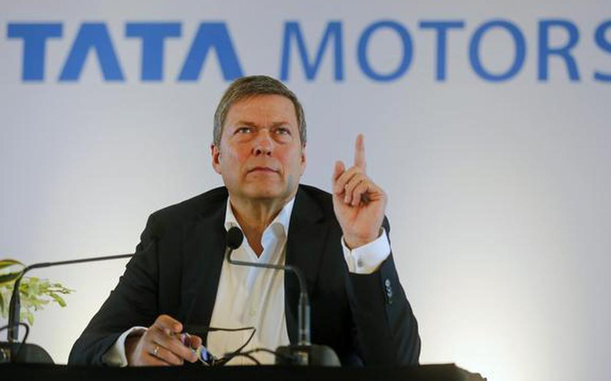 Tata Motors Will Always Look For 5 Star Rating In Safety Tests Md The Hindu Businessline