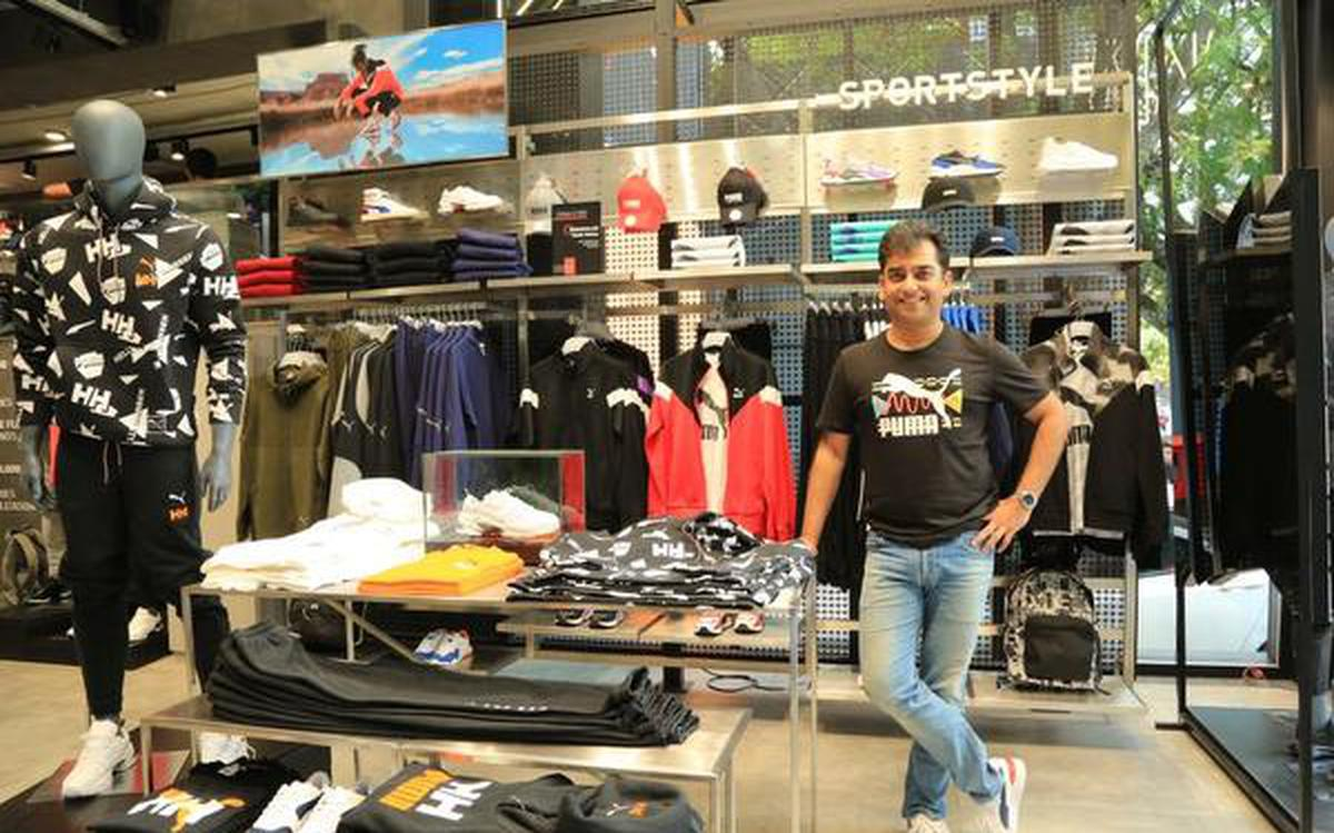 PUMA opens first interactive retail store in India The