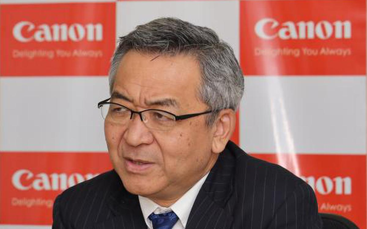 Canon India sees printers powering growth   The Hindu BusinessLine