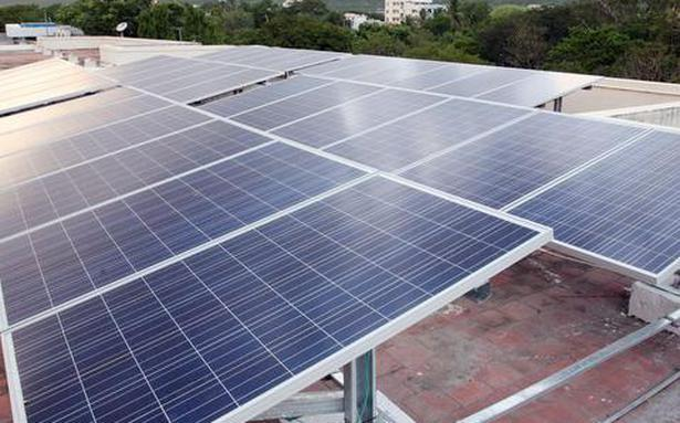 Image of article 'Coal India plans to invest ₹5,650 crore in solar power projects'
