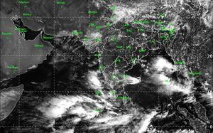 Monsoon revival to bring more rain to South India