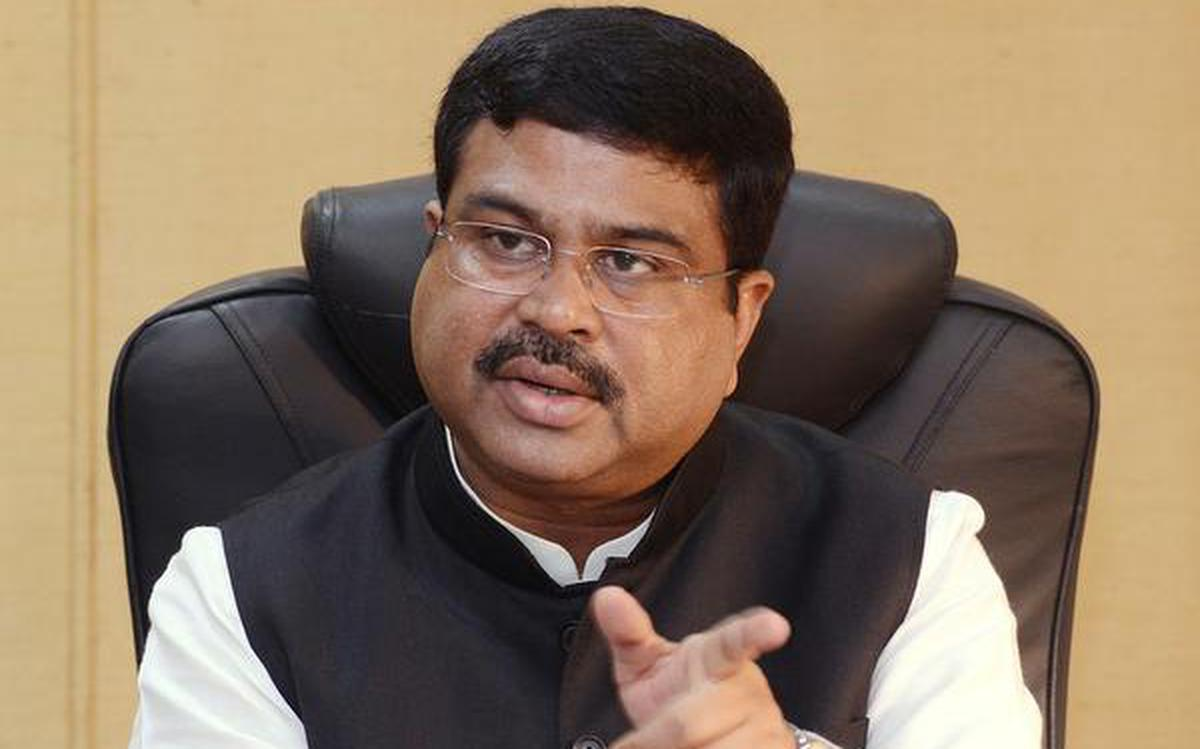 Have increased ethanol blending to 6 per cent today from 1 per cent in 2015: Pradhan - The Hindu BusinessLine