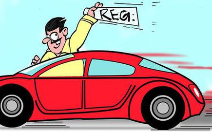 India On Road To Car Registration Portability The Hindu