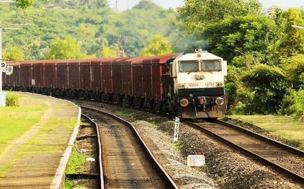 Southern Railway (Chennai Division) handles highest ever rakes in November