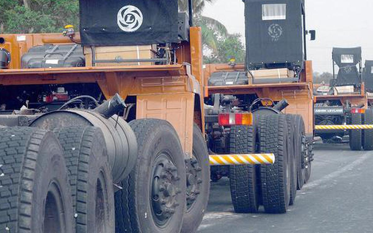 Bumpy road ahead for truck industry as sales likely to slow