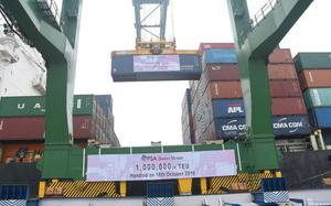 Bharat Mumbai Container Terminals becomes fastest to reach one million container handling milestone
