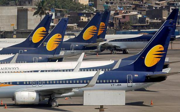 Jet Airways receives EoI from 4 players