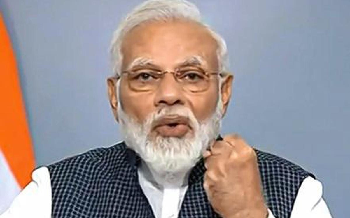 PM Modi: Centre's rule is temporary, elections in Jammu and Kashmir - The  Hindu BusinessLine