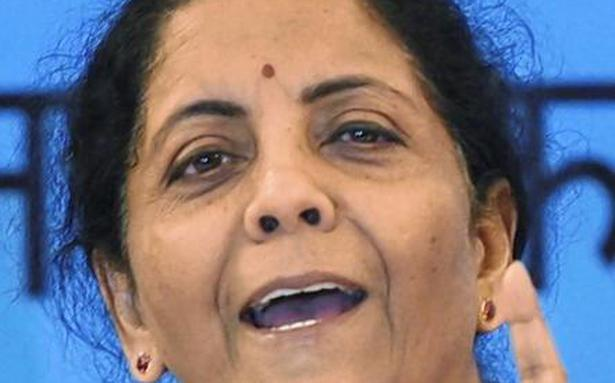 FRBM not breached in the Budget, says Sitharaman