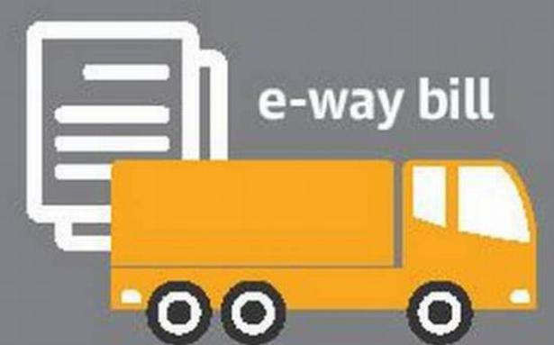 Marking recovery in business activity, E-way Bill generation picks up pace