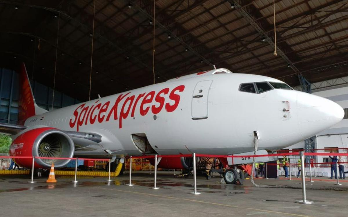 SpiceJet to launch dedicated freighter service from Sept 18