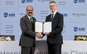 Mayo Clinic enters India in tie-up with AIG, Hyderabad