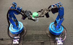 New RFID tags help robots to track moving objects
