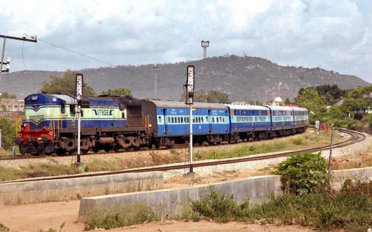Railways gets ₹ 1 58 lakh cr in Budget, highest ever for