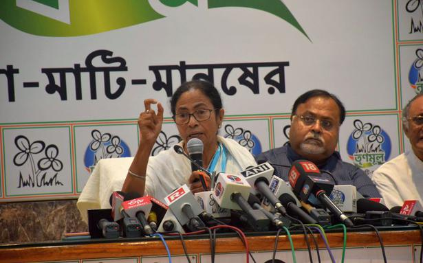 Mamata Banerjee offers to resign as West Bengal CM