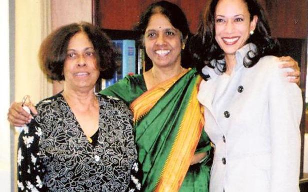Kamala Devi Harris And The Destiny Changing Coconuts From Chennai The Hindu Businessline
