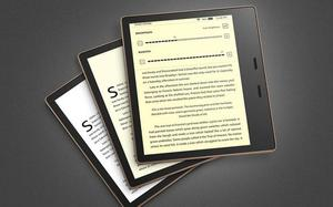 Review: Amazon's top of the line Kindle Oasis gets a new feature