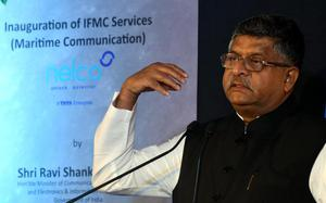 Spectrum auctions by year-end, or early next year: Telecom Minister