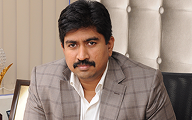 Mr Arun Mn Managing Director Casagrand Builder Private Limited