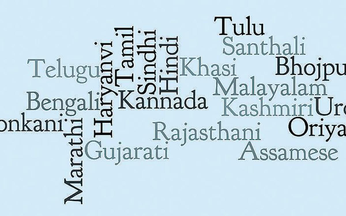10% of world's endangered languages spoken in India' - The