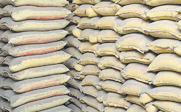 Ramco Cements' net falls 18% on cost, price pressures - The Hindu BusinessLine