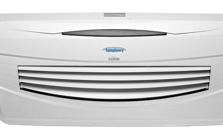 Symphony makes world's first wall-mounted air cooler - The