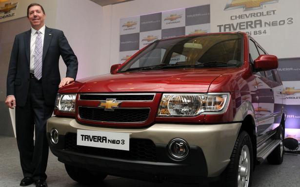 Gms Tavera Is Back On The Road With Bs Iv Version The Hindu