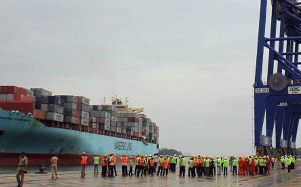 Cabotage law relaxation to boost trade at Cochin Port
