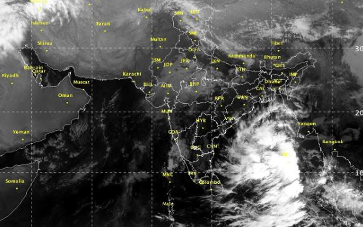 Weather update: Met sees deep depression in Bay over next couple of