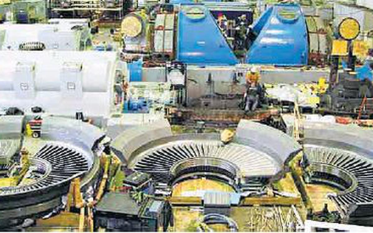 Alstom-Bharat Forge gets gets Rs 1,570 cr NTPC order - The Hindu ...