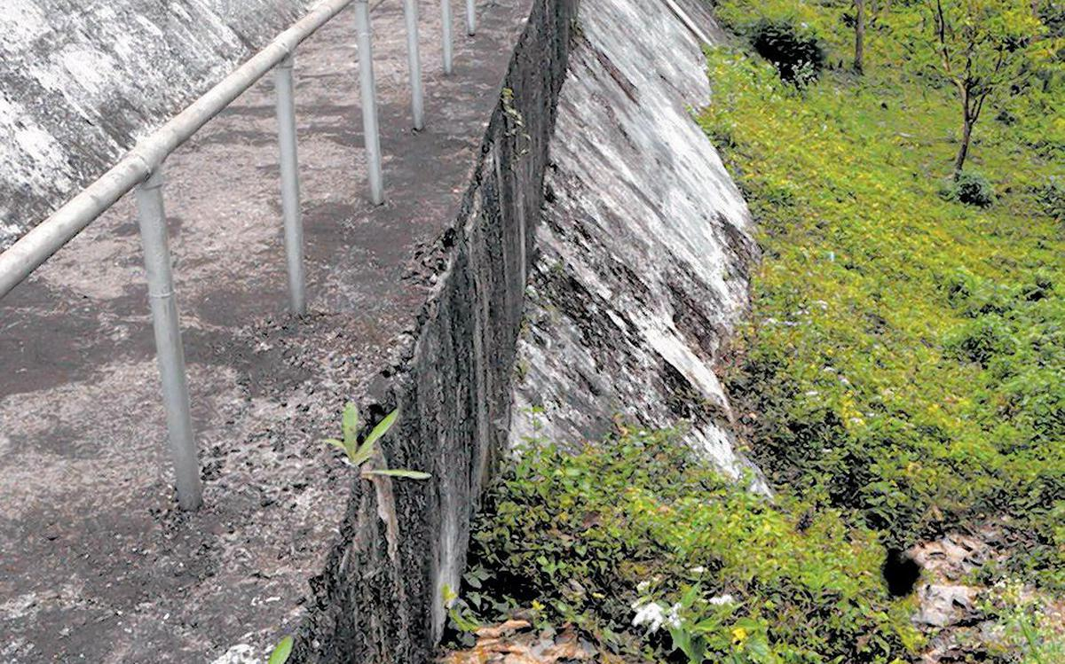 Half Of Dam May Give Way Within 12 Minutes Of Break The Hindu