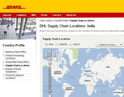DHL opens new distribution centre for healthcare industry - The