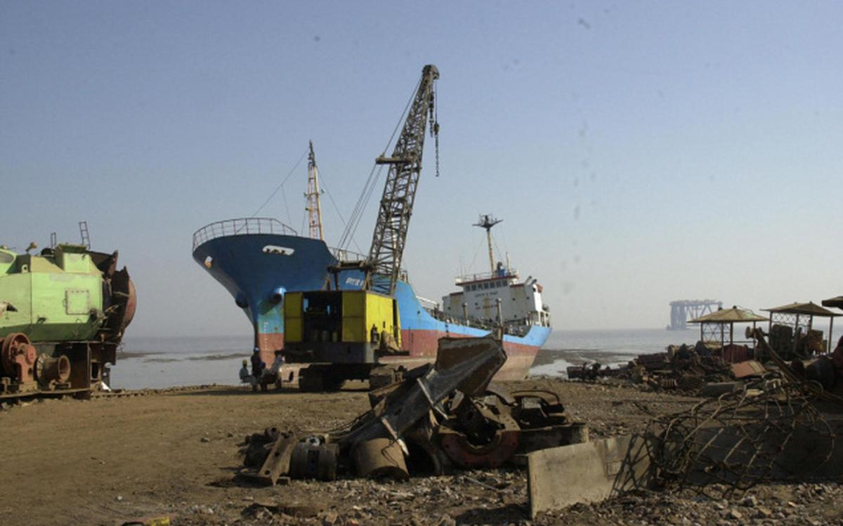 Supporters of beaching method of ship scrapping claim victory after