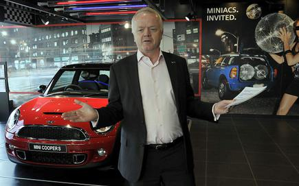 Luxury Car Market Poised For Growth Says Bmw India Group Head The