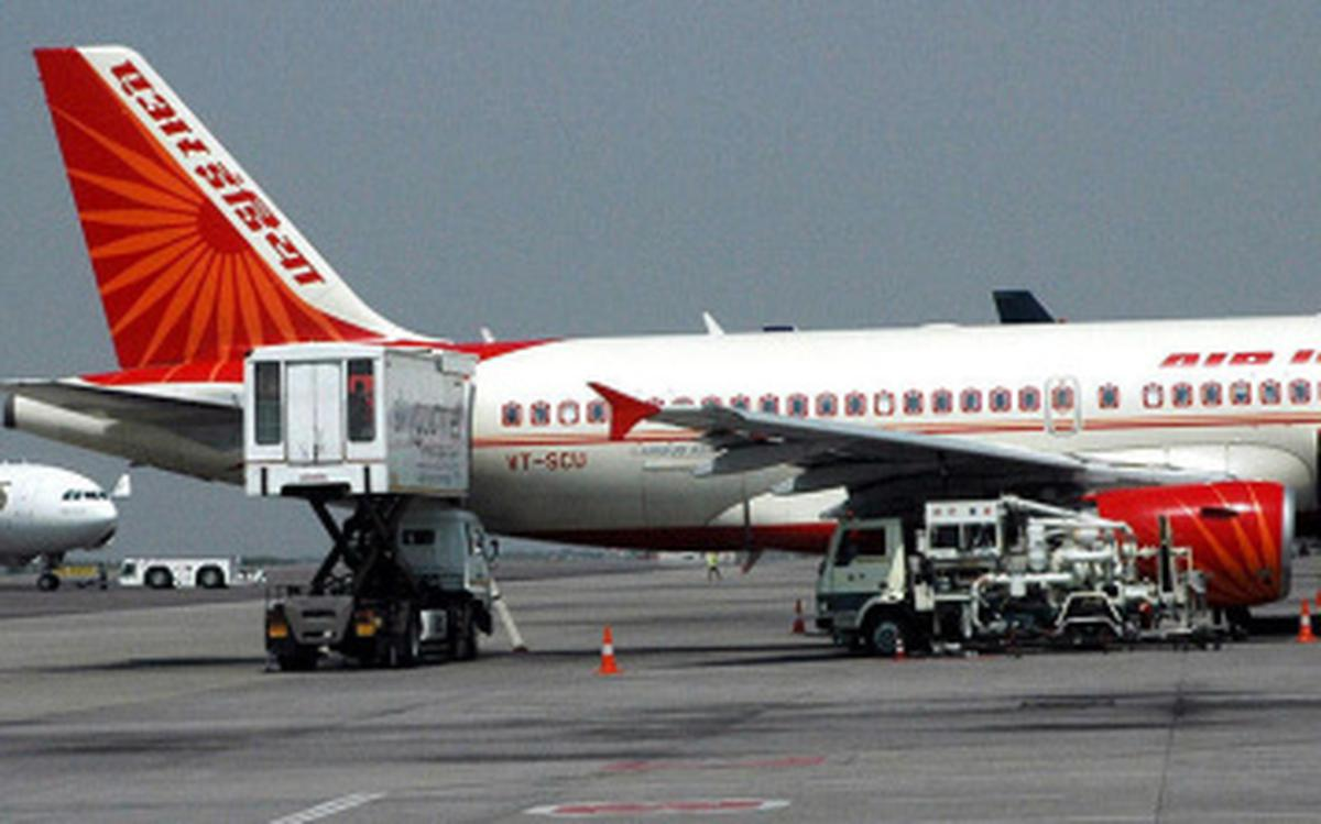 Air India may register operating profit in 2012-13 - The Hindu BusinessLine