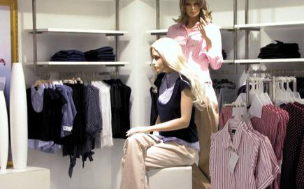 bbef1f9df3 Emerging category  The apparel major expects women s wear to contribute  almost 8-10 per cent to the total turnover.