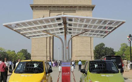 Mahindra Goes Electric With E2o Priced At Rs 6 Lakh The Hindu
