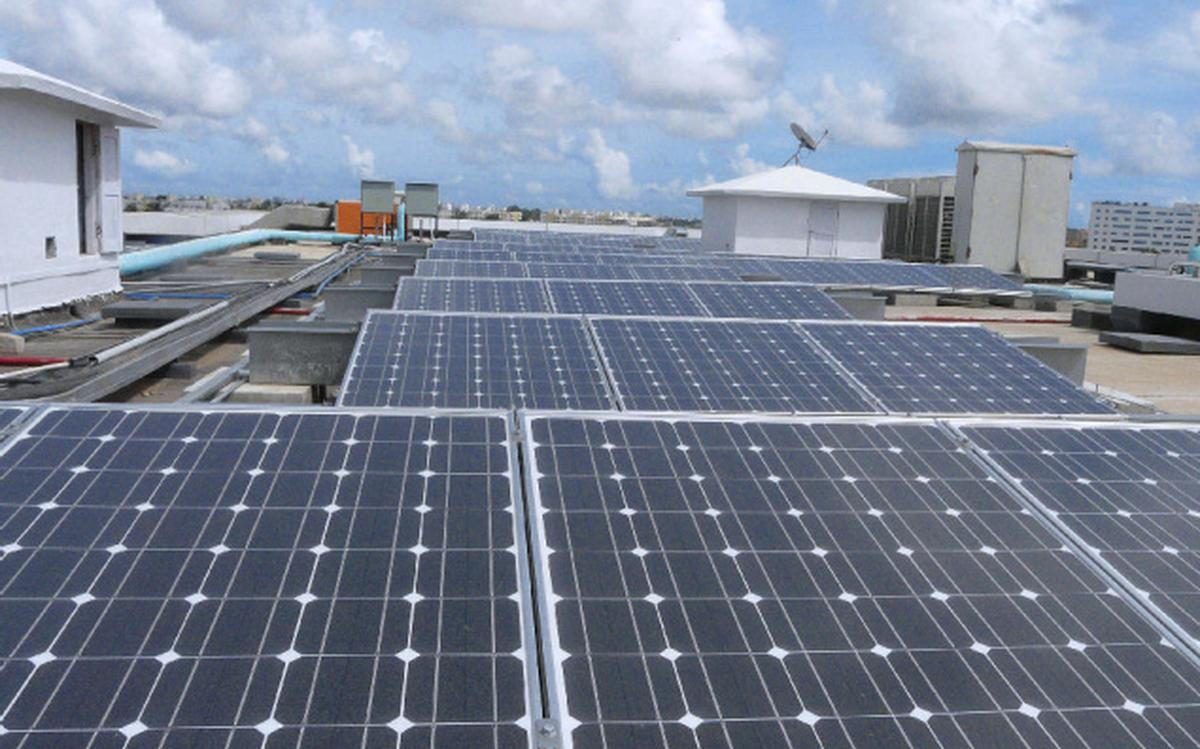 Give income-tax breaks for home rooftop solar projects - The