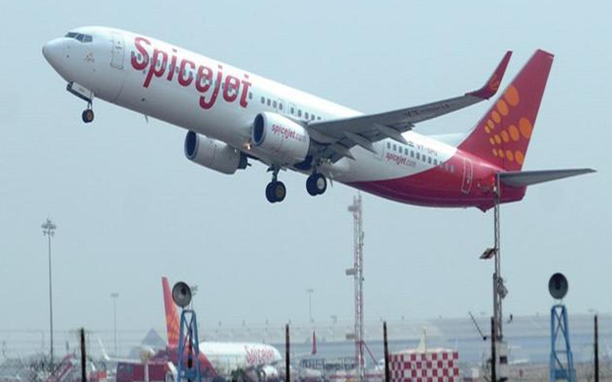 SpiceJet agrees settlement with aircraft lessor - The Hindu