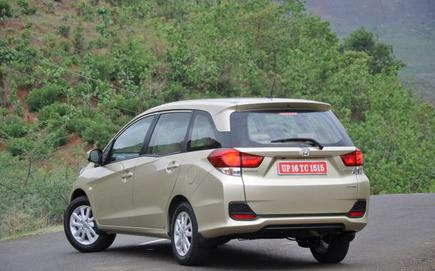 Honda S Mobilio Will Pitch Space Mileage As Its Usps The Hindu
