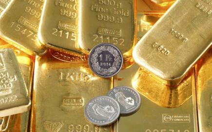 Swiss Gold Exports To India Near  E2 82 B91 Trillion In 2014