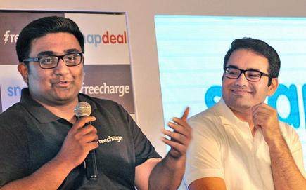Snapdeal acquires Freecharge - The Hindu BusinessLine
