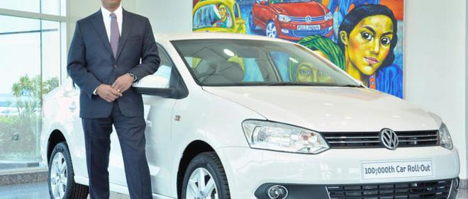 VW eyes right cost, quality mix for India - Business Line