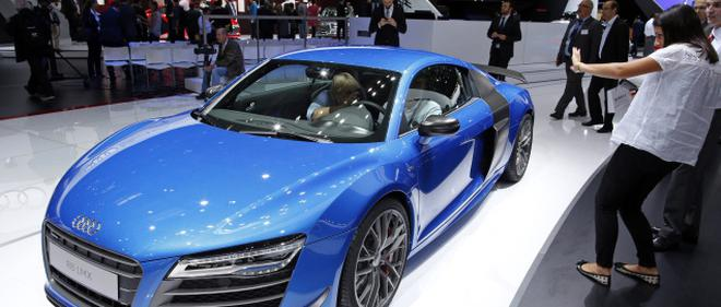 Virat Kohli Now Owns Audis Limited Edition R LMX The Hindu - Who owns audi