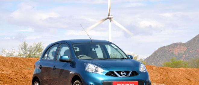 Nissan Today Exported 500,000th Made In India Car