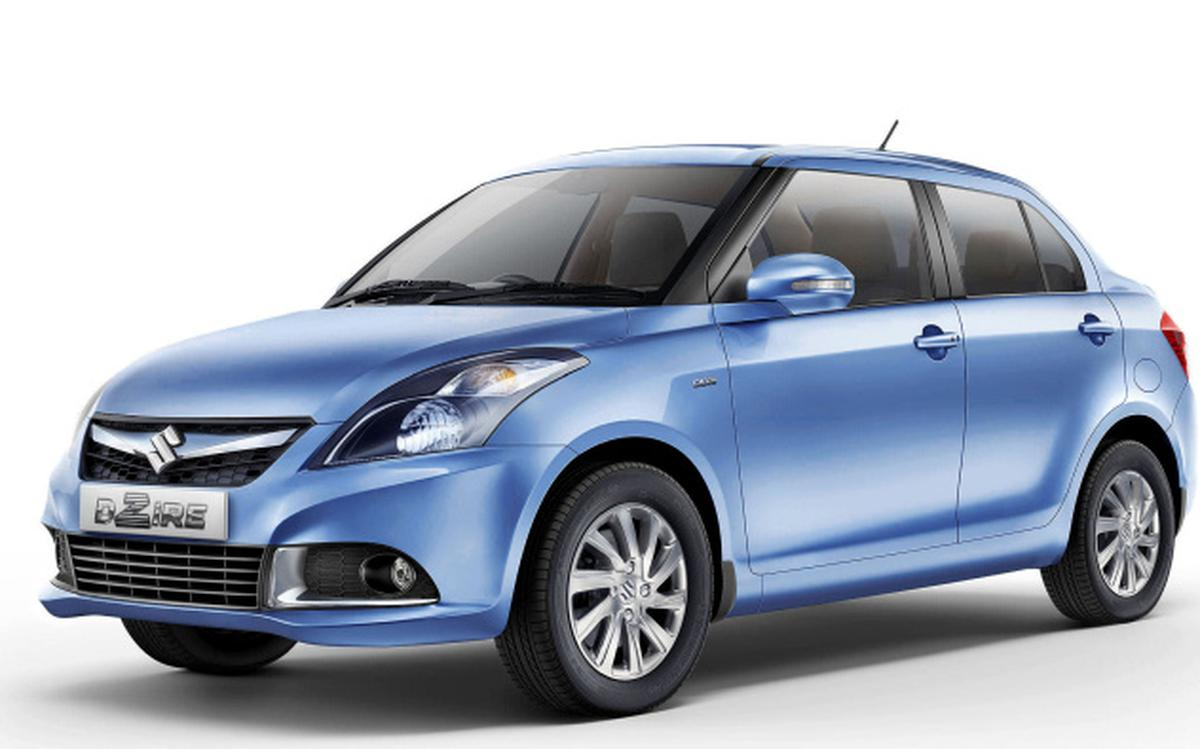 Ags Logistics Pvt Ltd maruti launches dzire diesel with ags - the hindu businessline